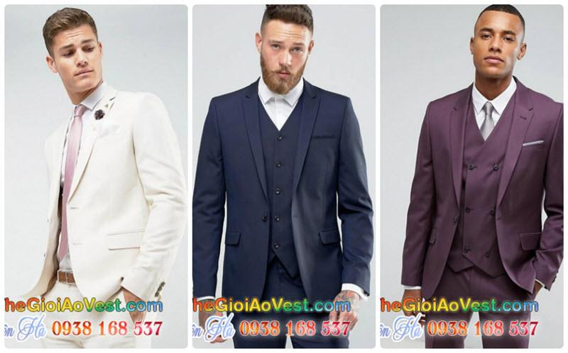 TOP 5 áo vest nam đẹp nhất được đang làm mưa làm gió hiện nay