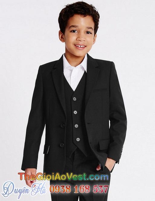 Áo vest trẻ em cho bé trai 10 tuổi