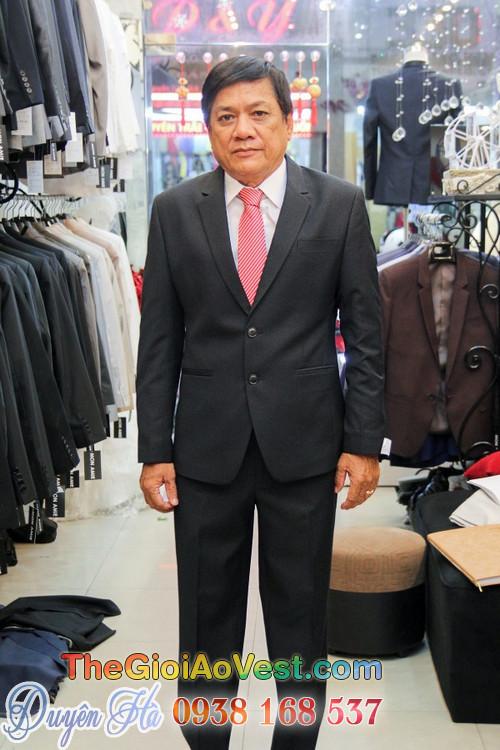 thuê áo vest sui gia
