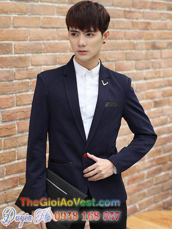 vải nào may áo vest đẹp